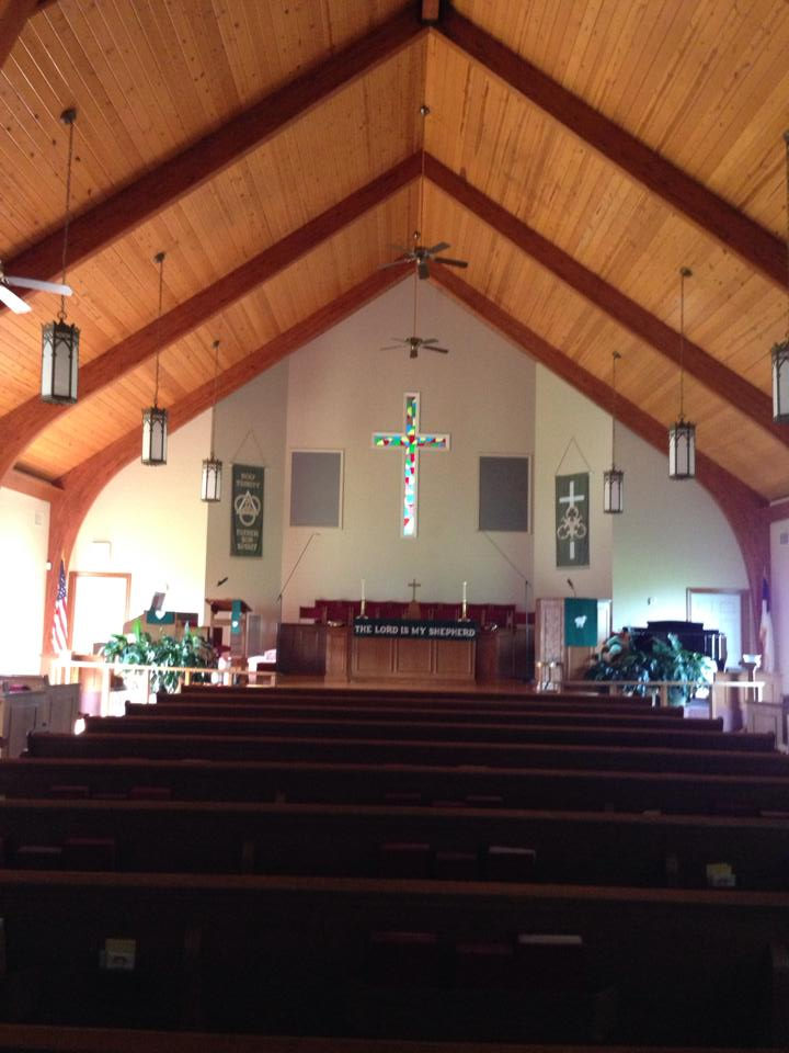 Inside Blackman UMC